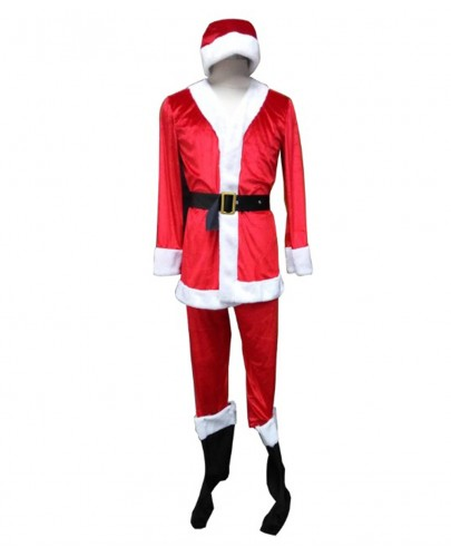 Men's Classic Santa Claus Suit HC-029