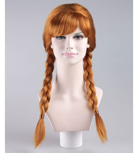 Frozen Princess Anna Wig