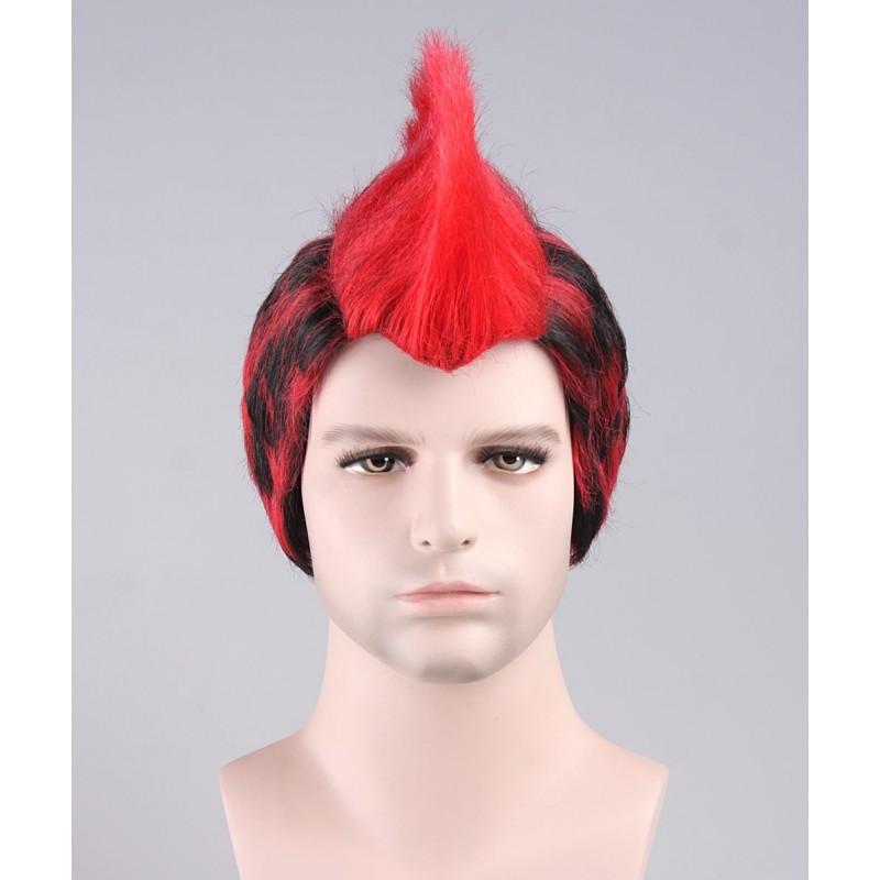 Top hair wig