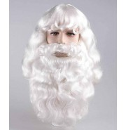 Christmas Party Santa Claus Wig and Beard Set HX-002