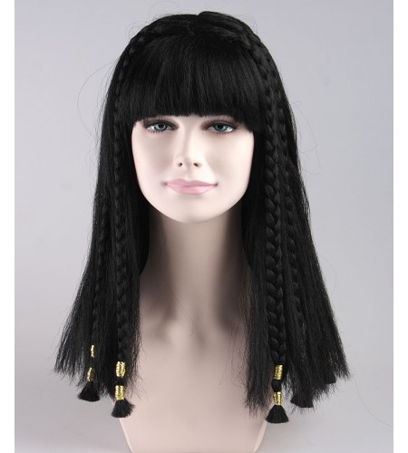 Playful Brunette Adult Wig