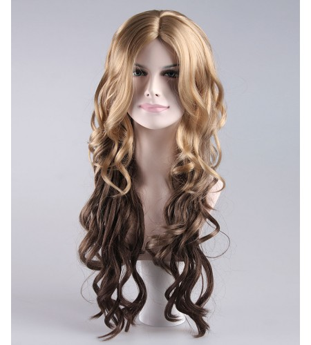 Emma Brown Adult Womens Wig