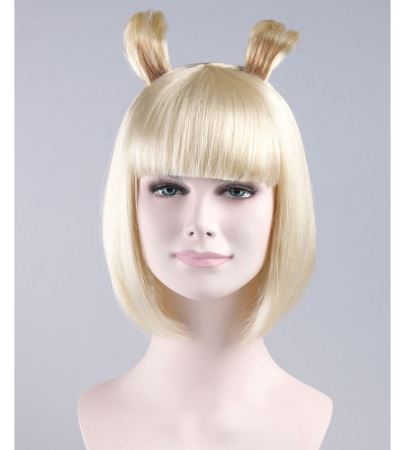 Rabbit Blonde Bob Wig