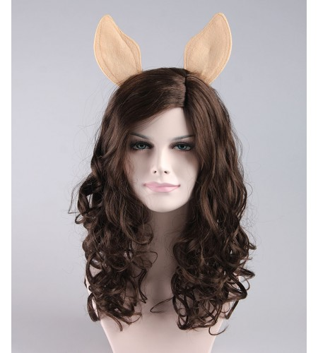 Shrek 4 Fiona Adult Wig