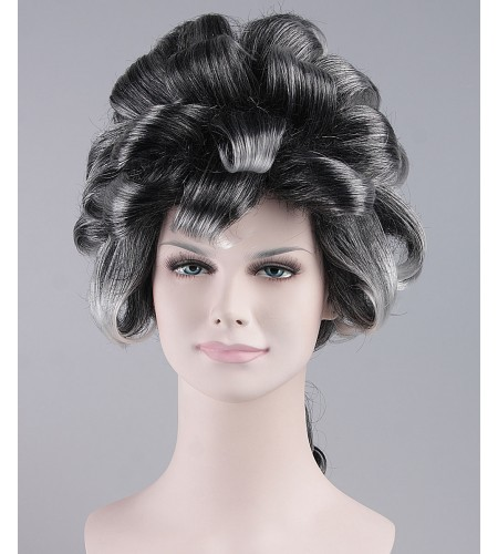 Witch Craft Black and Grey Wig