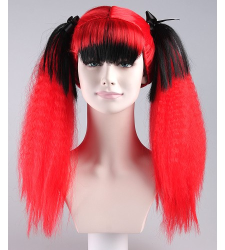 Red Lethal Beauty Wig