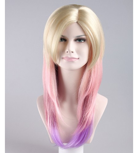 3 Layered Party Girl Adult Wig